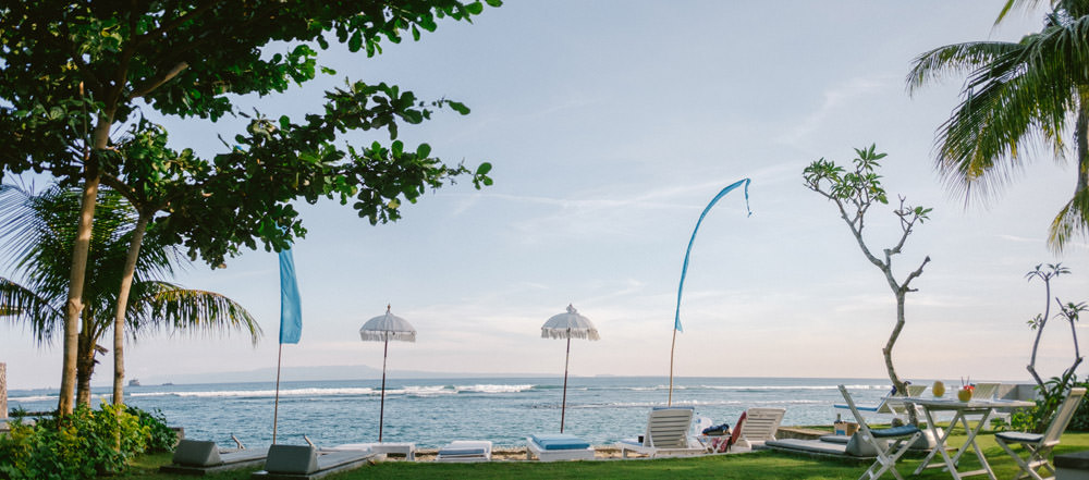Bali Honeymoon Photography in Candidasa of Adam & Anna 1
