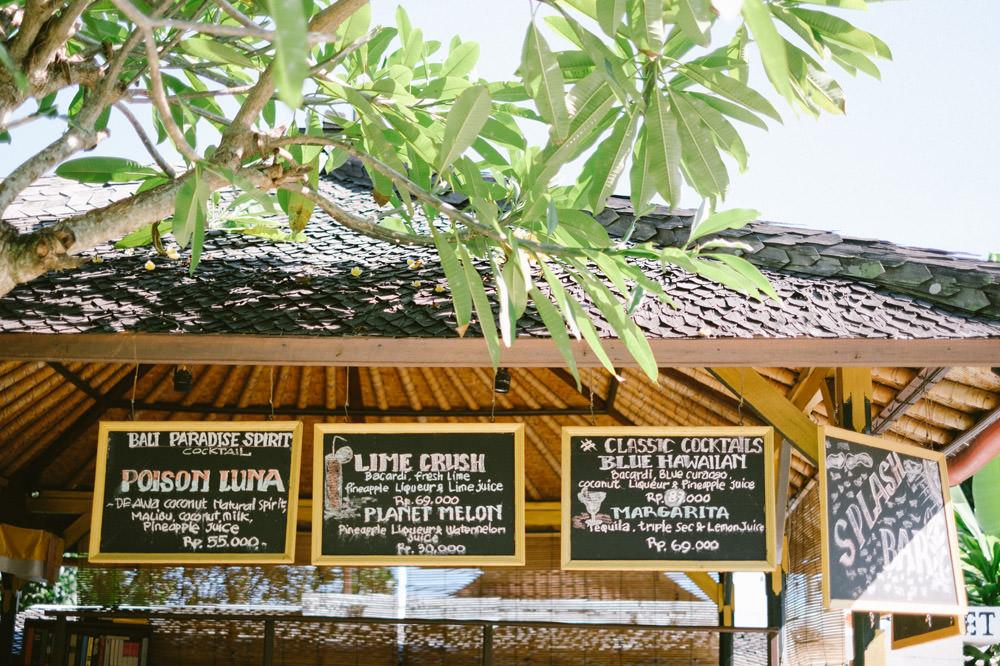 Bali Honeymoon Photography in Candidasa of Adam & Anna 2