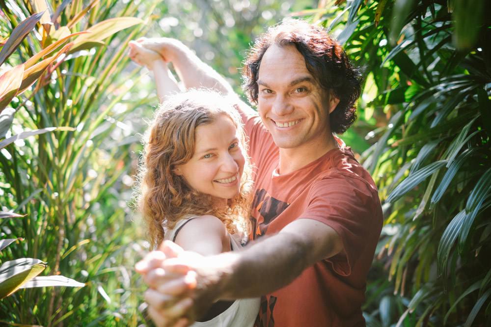 Bali Honeymoon Photography in Candidasa of Adam & Anna 4