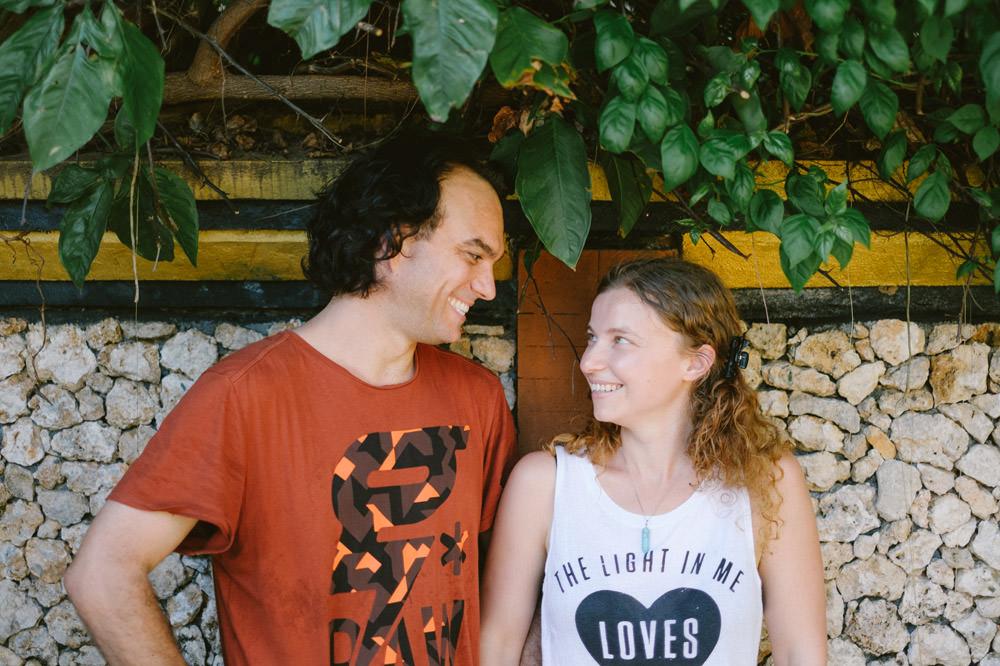Bali Honeymoon Photography in Candidasa of Adam & Anna 8