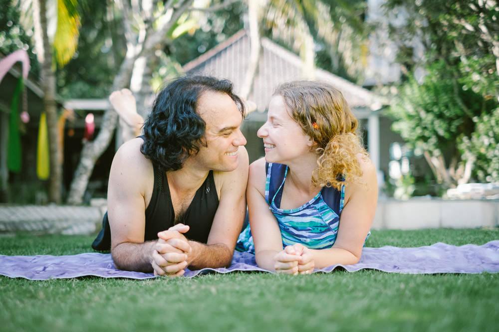 Bali Honeymoon Photography in Candidasa of Adam & Anna 9