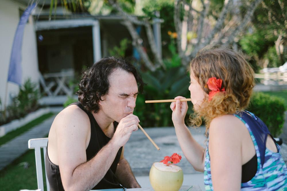 Bali Honeymoon Photography in Candidasa of Adam & Anna 14