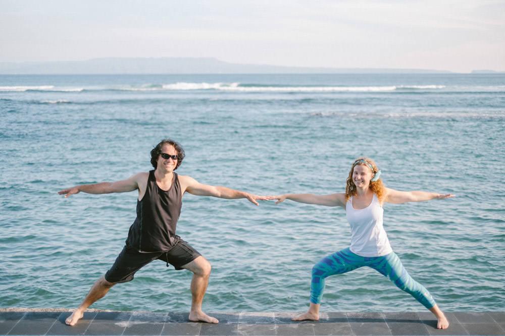 Bali Honeymoon Photography in Candidasa of Adam & Anna 18