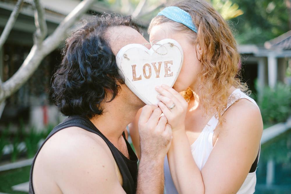 Bali Honeymoon Photography in Candidasa of Adam & Anna 19