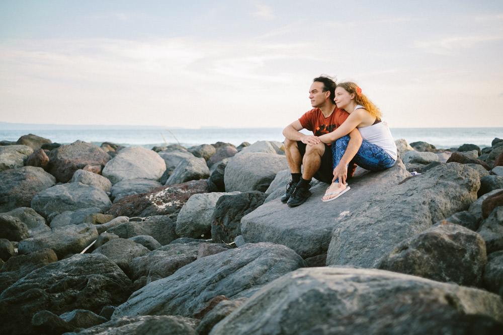 Bali Honeymoon Photography in Candidasa of Adam & Anna 28