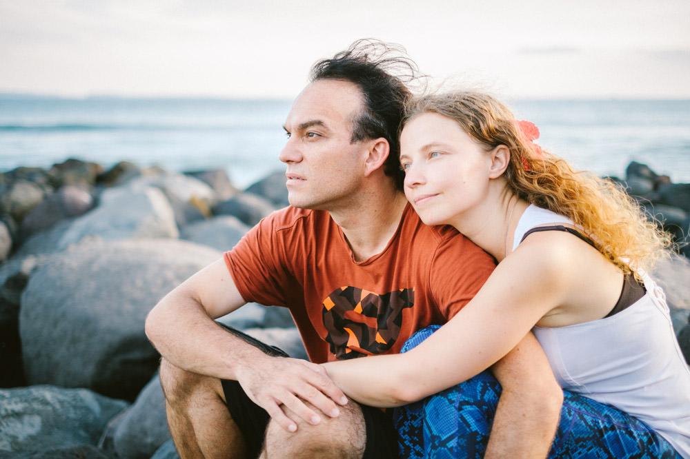 Bali Honeymoon Photography in Candidasa of Adam & Anna 29