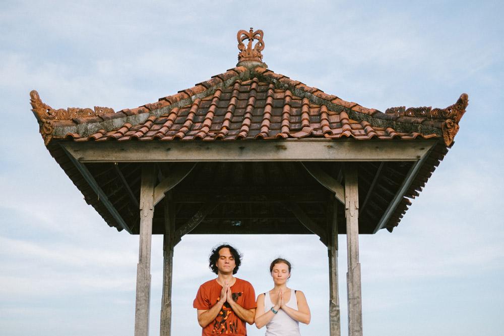 Bali Honeymoon Photography in Candidasa of Adam & Anna 30