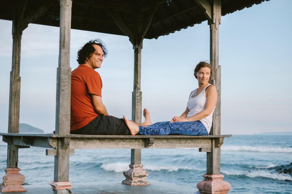 Bali Honeymoon Photography in Candidasa of Adam & Anna 31