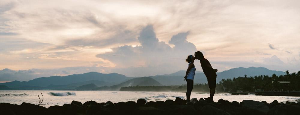 Bali Honeymoon Photography in Candidasa of Adam & Anna 36