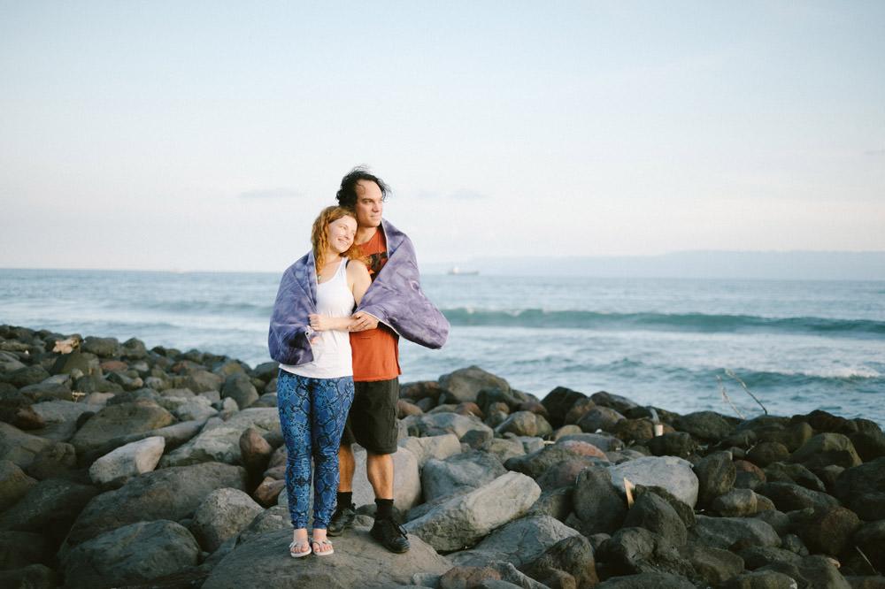Bali Honeymoon Photography in Candidasa of Adam & Anna 40