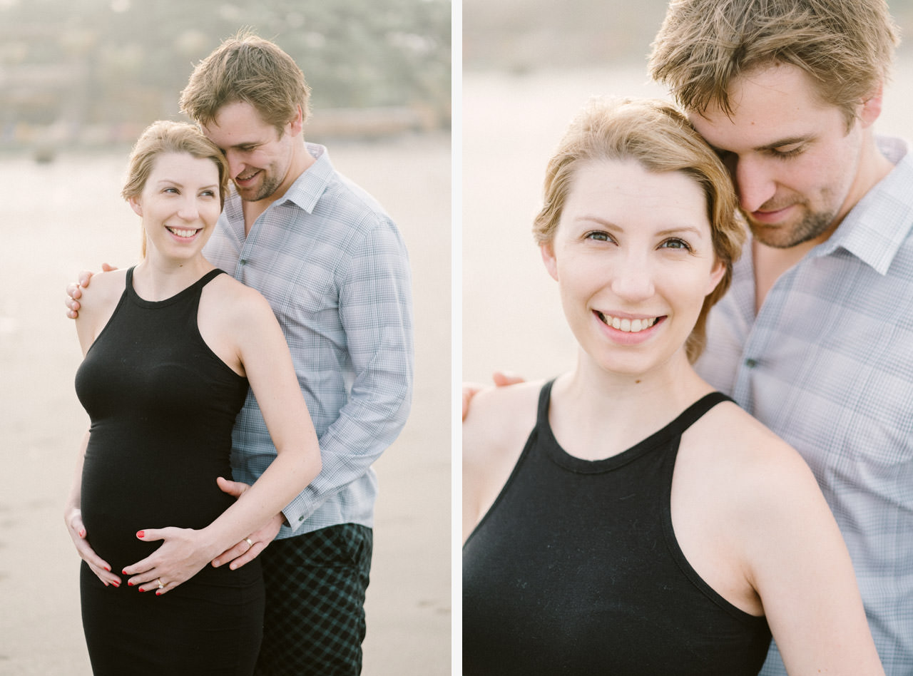 Aaron & Kaylea: Bali Maternity Photo Session 12
