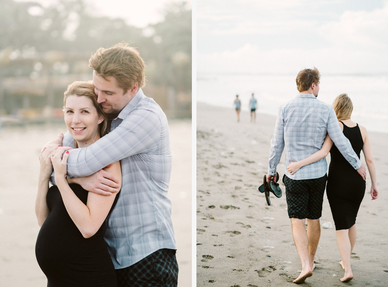 Aaron & Kaylea: Bali Maternity Photo Session 18