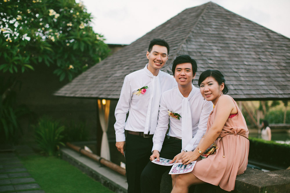 Bali Wedding Photography of Andreas & Christy 78