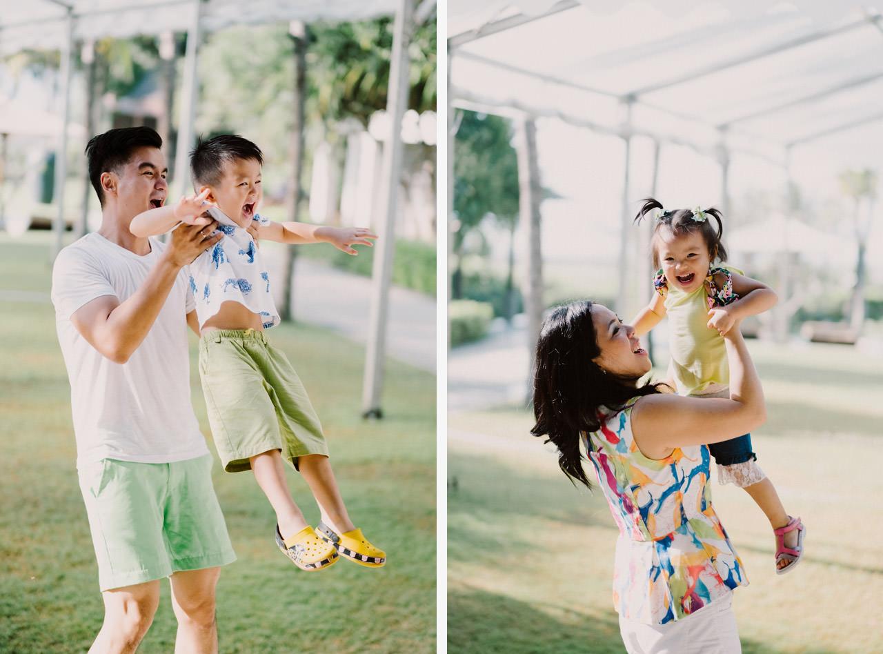 Ayas Christy: Bali Family Portrait at Jeeva Saba 3