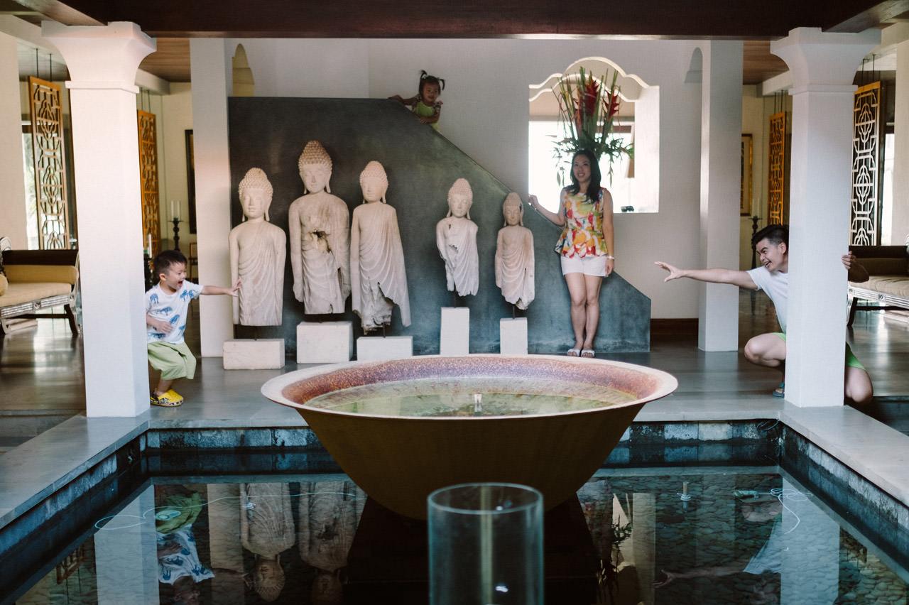 Ayas Christy: Bali Family Portrait at Jeeva Saba 7