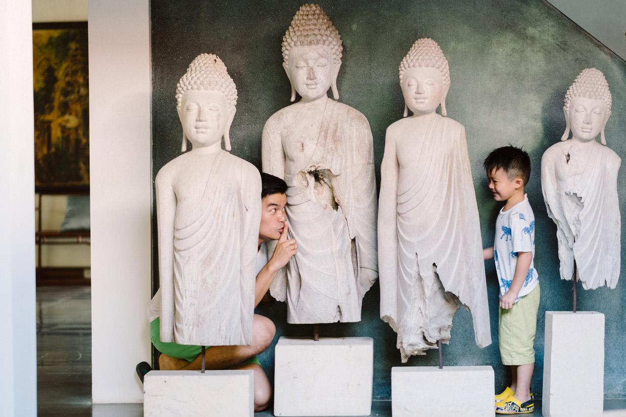 Ayas Christy: Bali Family Portrait at Jeeva Saba 8