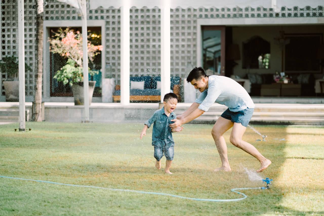 Ayas Christy: Bali Family Portrait at Jeeva Saba 10