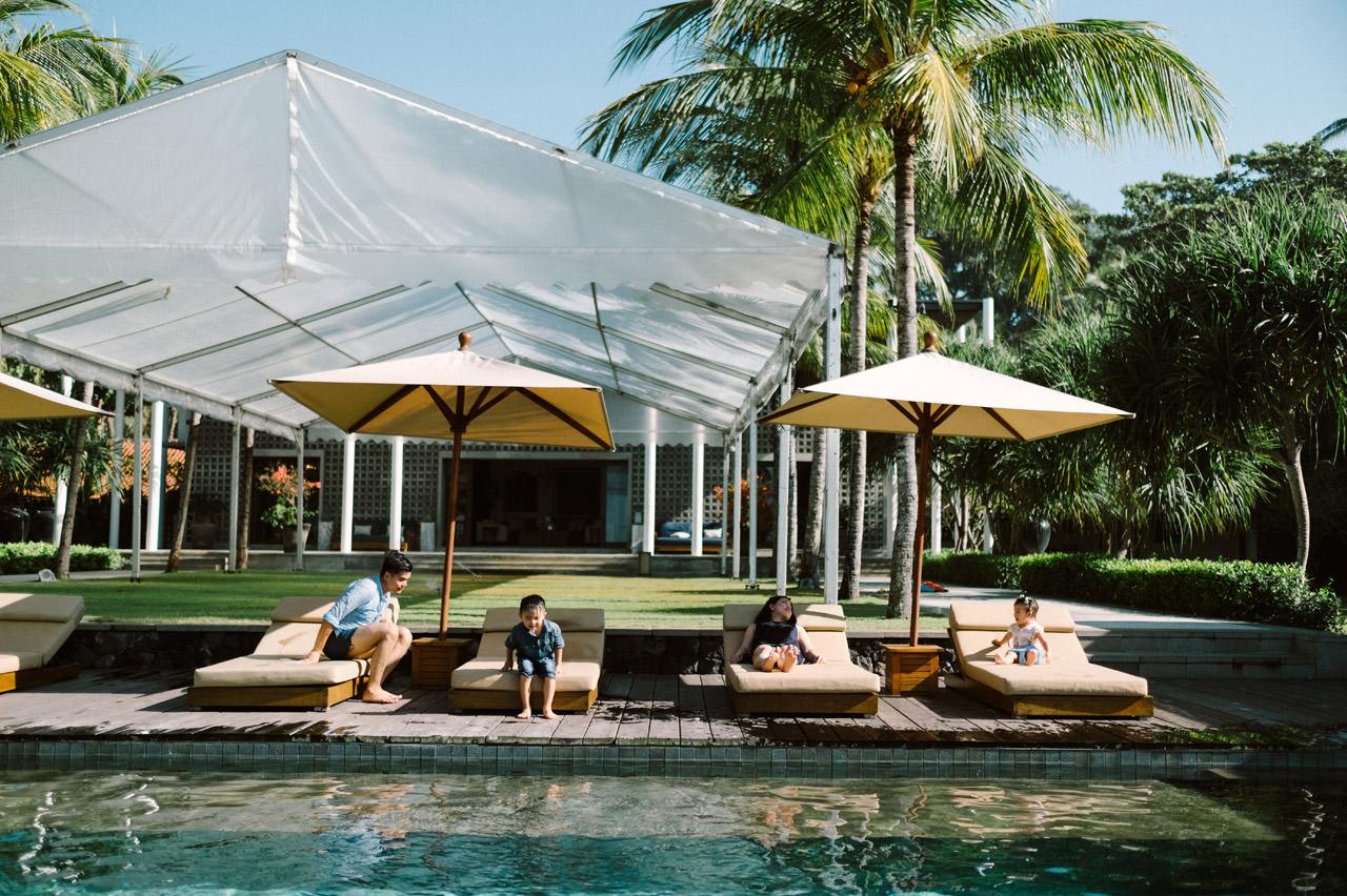 Ayas Christy: Bali Family Portrait at Jeeva Saba 12