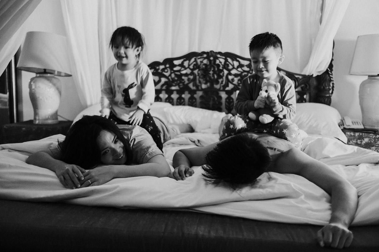Ayas Christy: Bali Family Portrait at Jeeva Saba 17