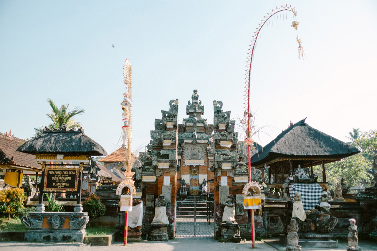 Anya & Denis: Honeymoon Photography in Ubud Bali