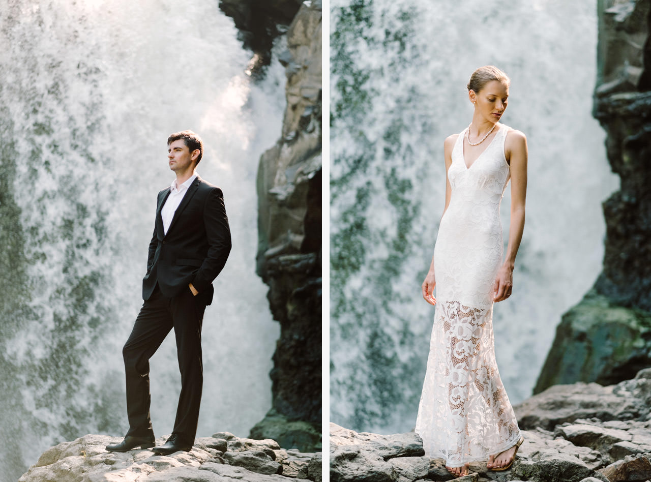 Anya & Denis: Honeymoon Photography in Ubud Bali 6