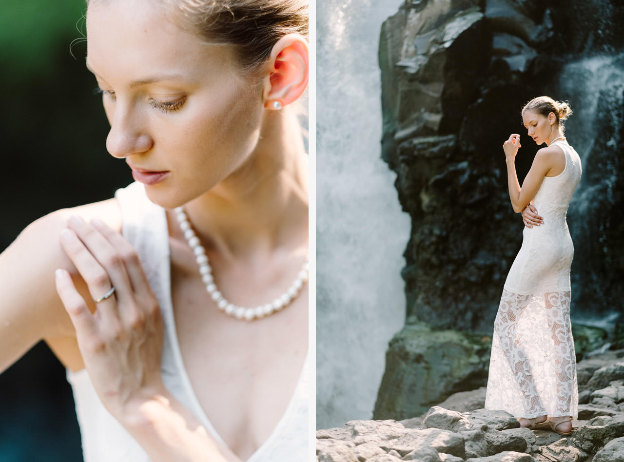 Anya & Denis: Honeymoon Photography in Ubud Bali 7