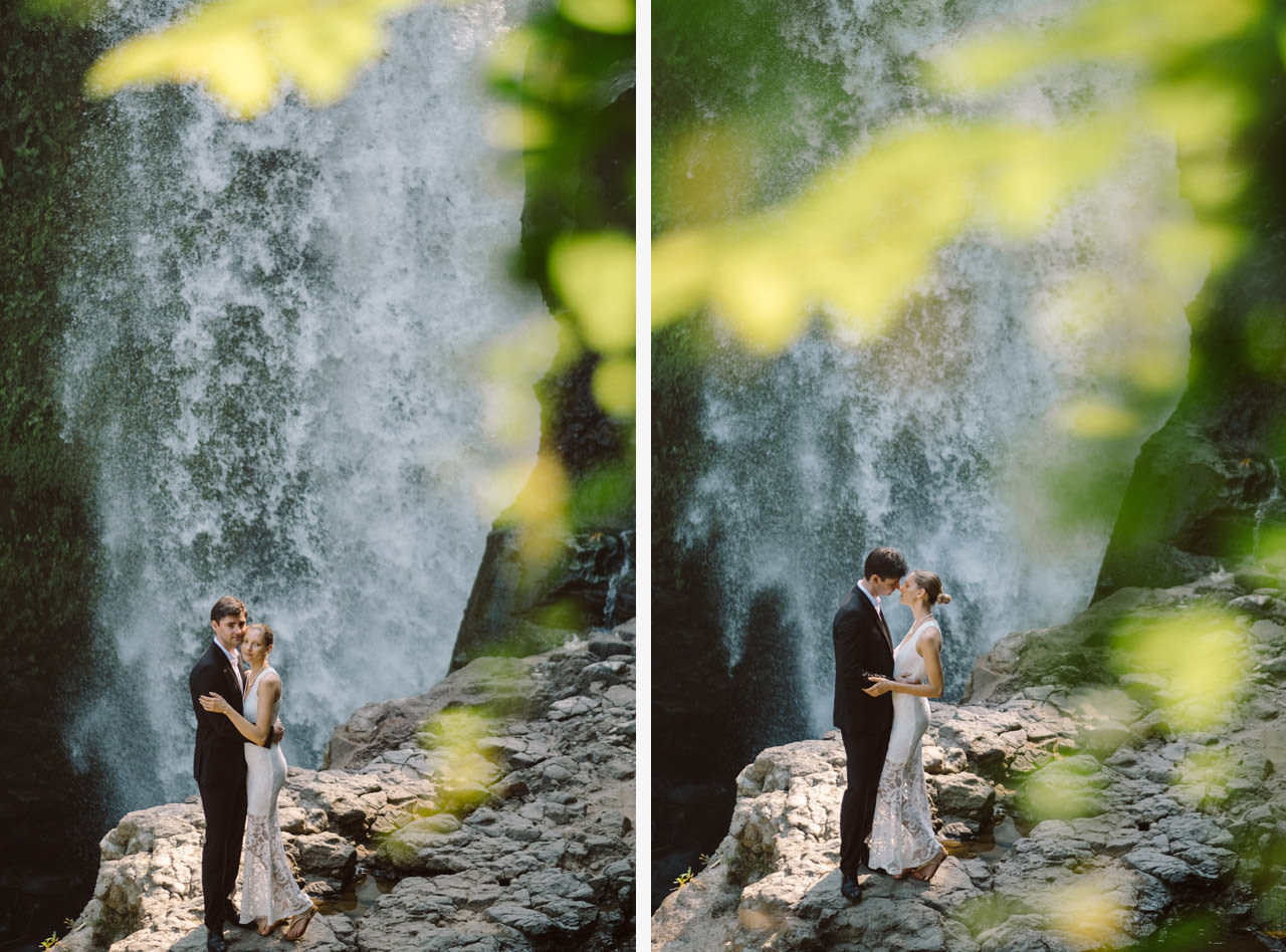 Anya & Denis: Honeymoon Photography in Ubud Bali 9