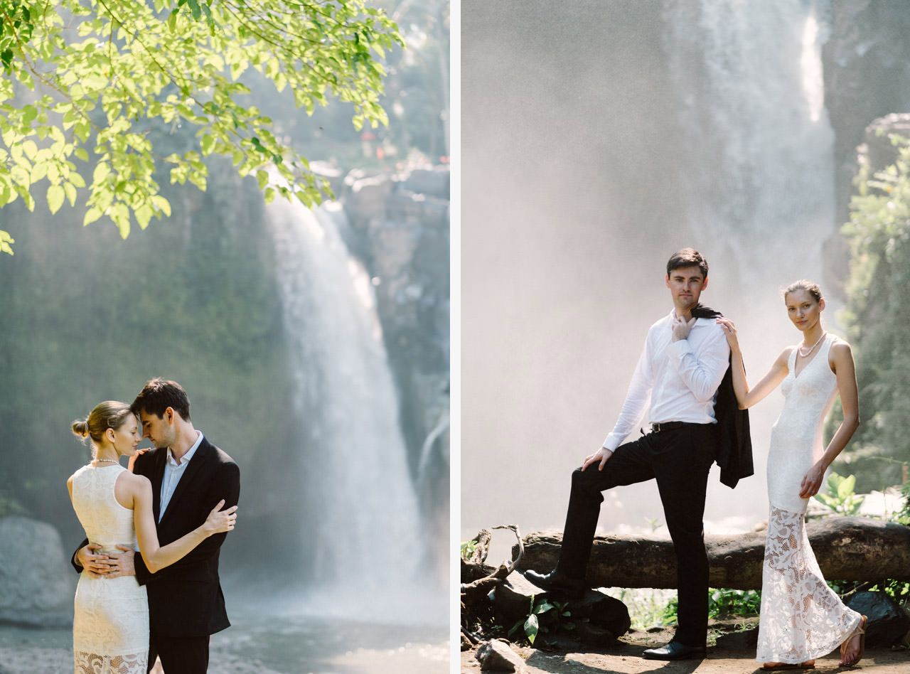 Anya & Denis: Honeymoon Photography in Ubud Bali 17