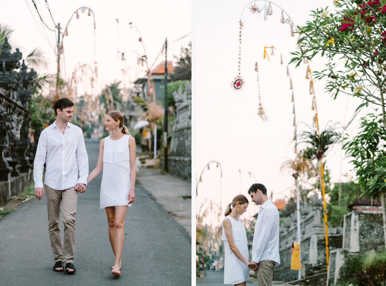 Anya & Denis: Honeymoon Photography in Ubud Bali 19