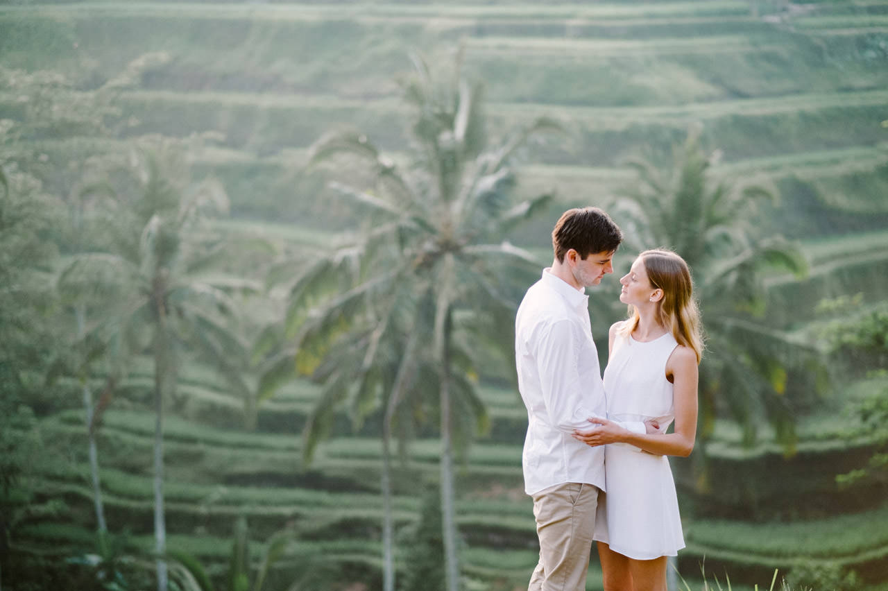 Anya & Denis: Honeymoon Photography in Ubud Bali 20