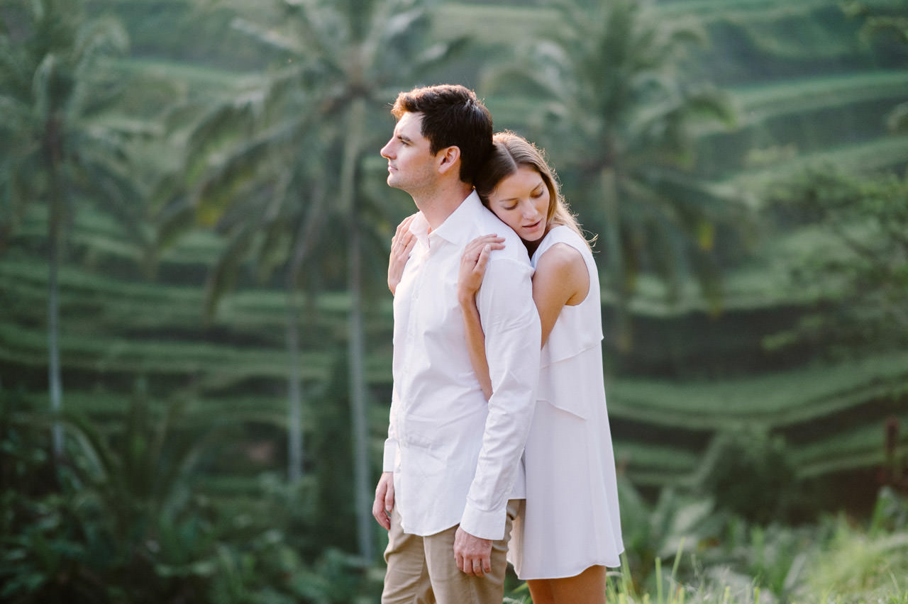Anya & Denis: Honeymoon Photography in Ubud Bali 22