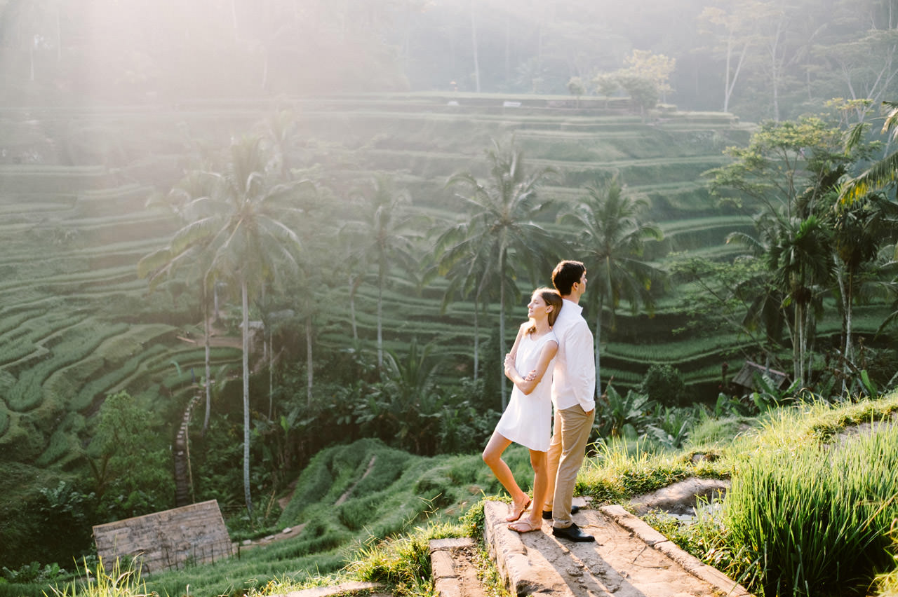 Anya & Denis: Honeymoon Photography in Ubud Bali 26