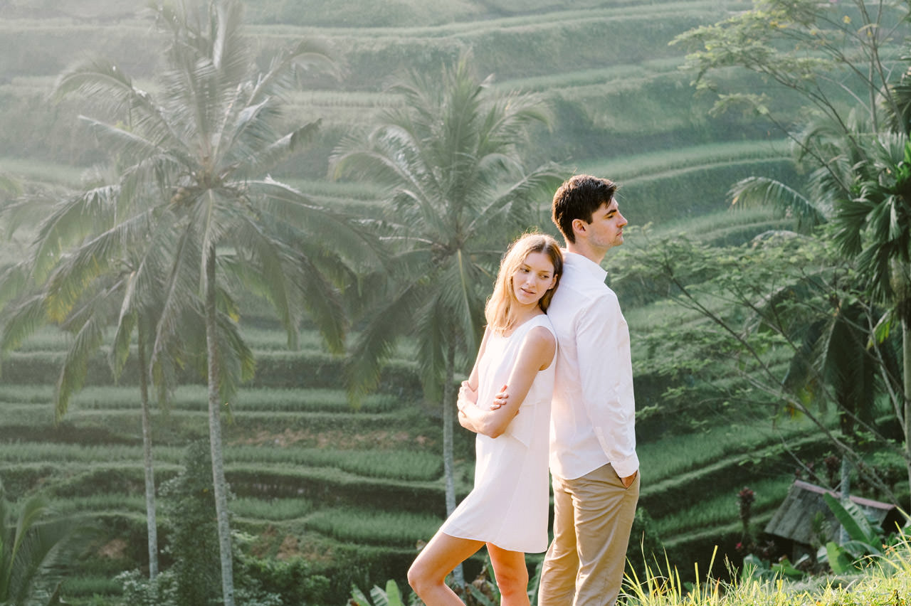Anya & Denis: Honeymoon Photography in Ubud Bali 27