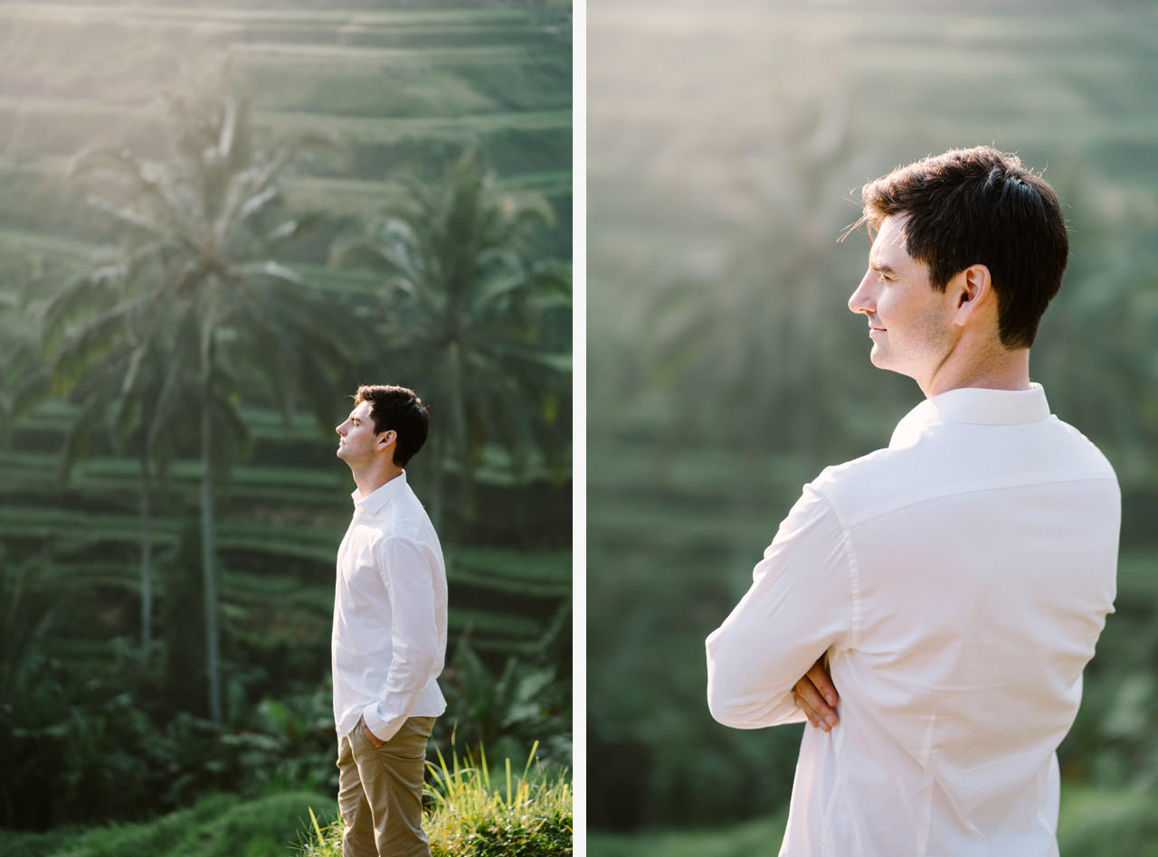 Anya & Denis: Honeymoon Photography in Ubud Bali 28
