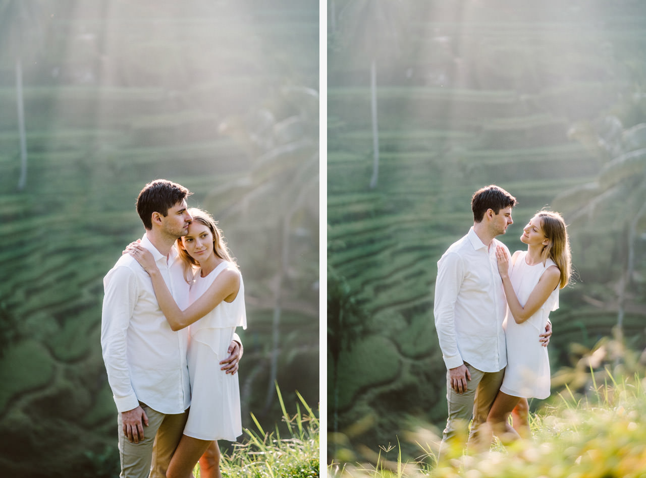 Anya & Denis: Honeymoon Photography in Ubud Bali 31