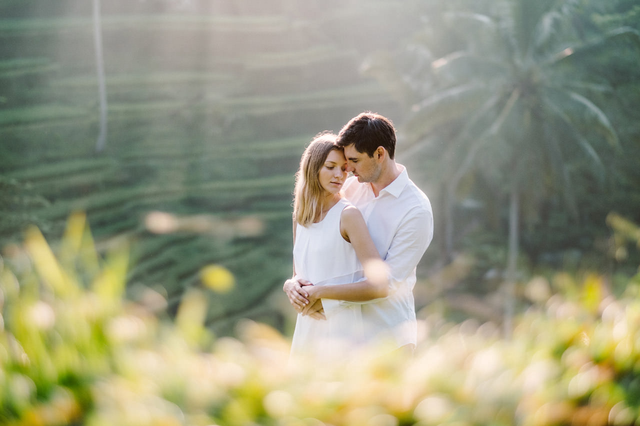 Anya & Denis: Honeymoon Photography in Ubud Bali 32