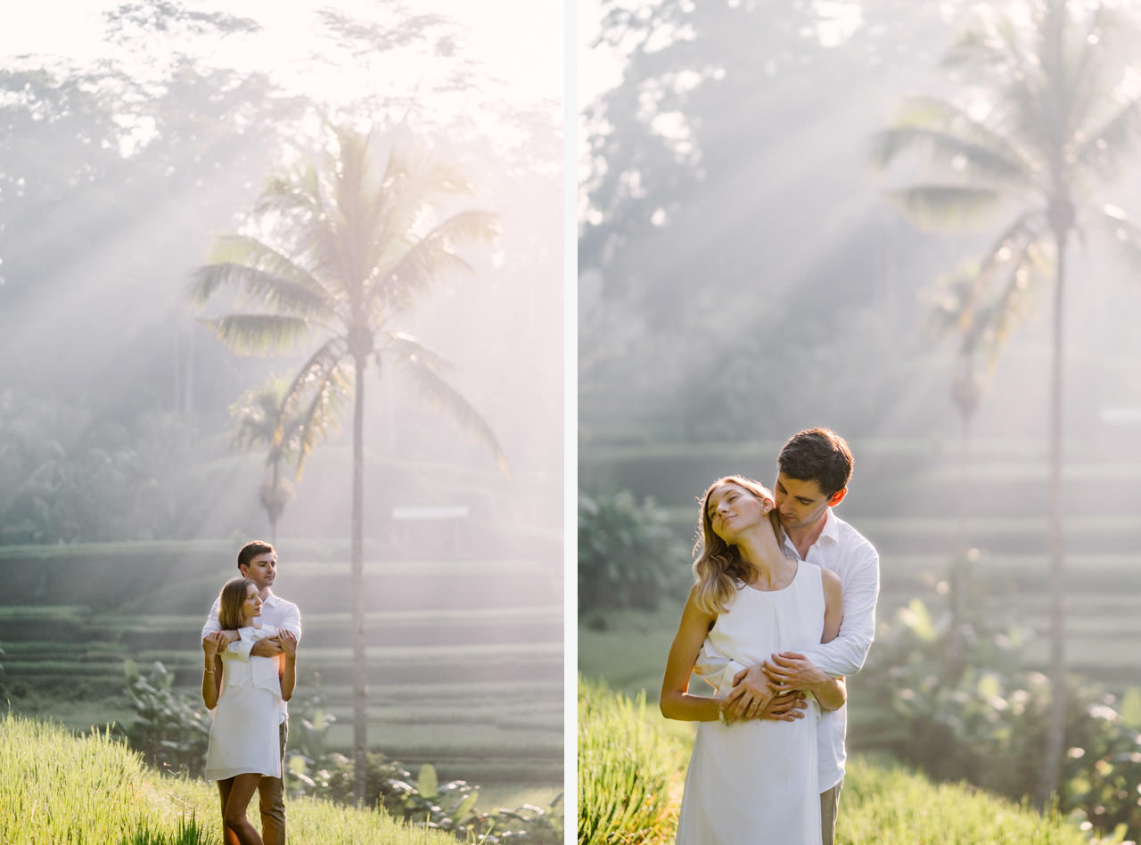 Anya & Denis: Honeymoon Photography in Ubud Bali 35