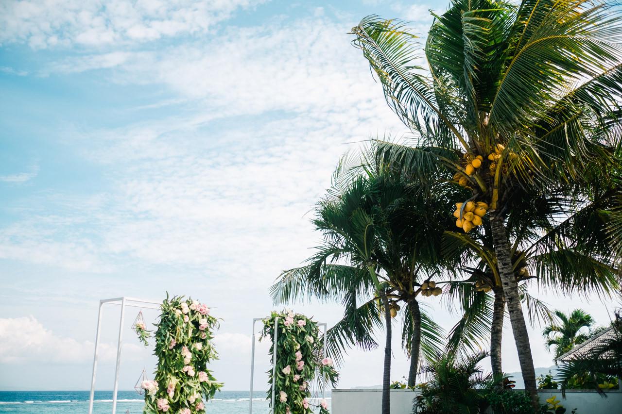 E&A: Beachside Candidasa Bali Wedding Photography 3