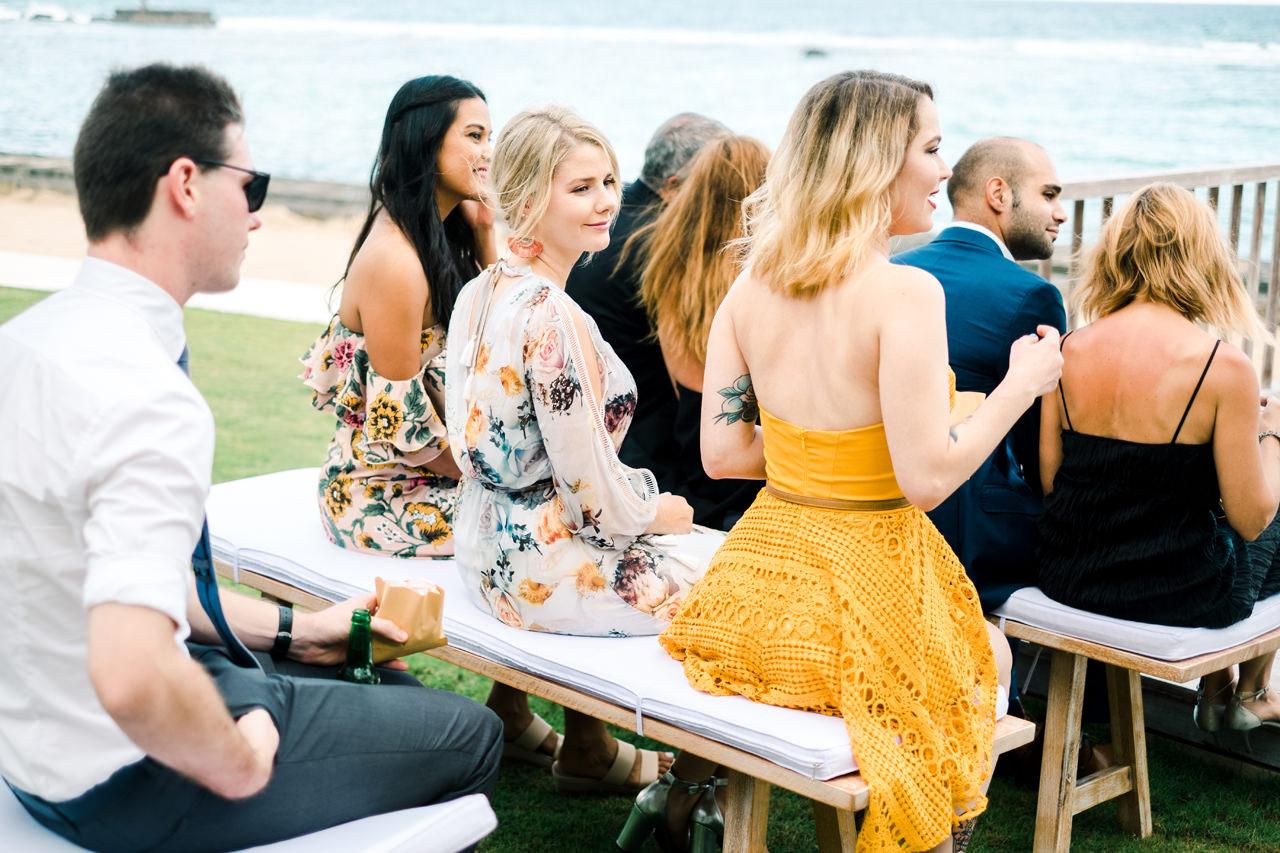 E&A: Beachside Candidasa Bali Wedding Photography 15