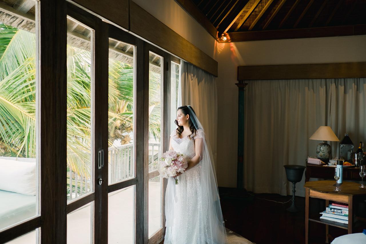 E&A: Beachside Candidasa Bali Wedding Photography 16