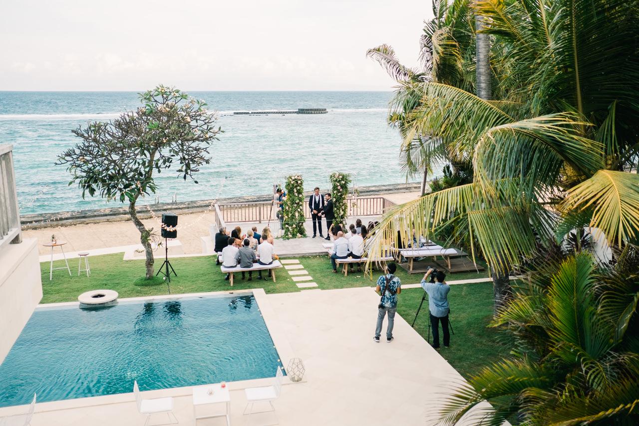 E&A: Beachside Candidasa Bali Wedding Photography 17