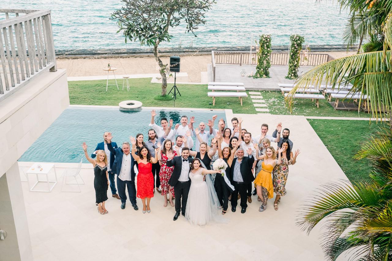 E&A: Beachside Candidasa Bali Wedding Photography 28
