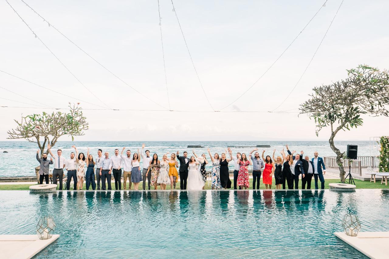 E&A: Beachside Candidasa Bali Wedding Photography 29