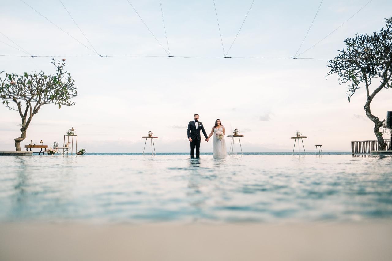 E&A: Beachside Candidasa Bali Wedding Photography 30