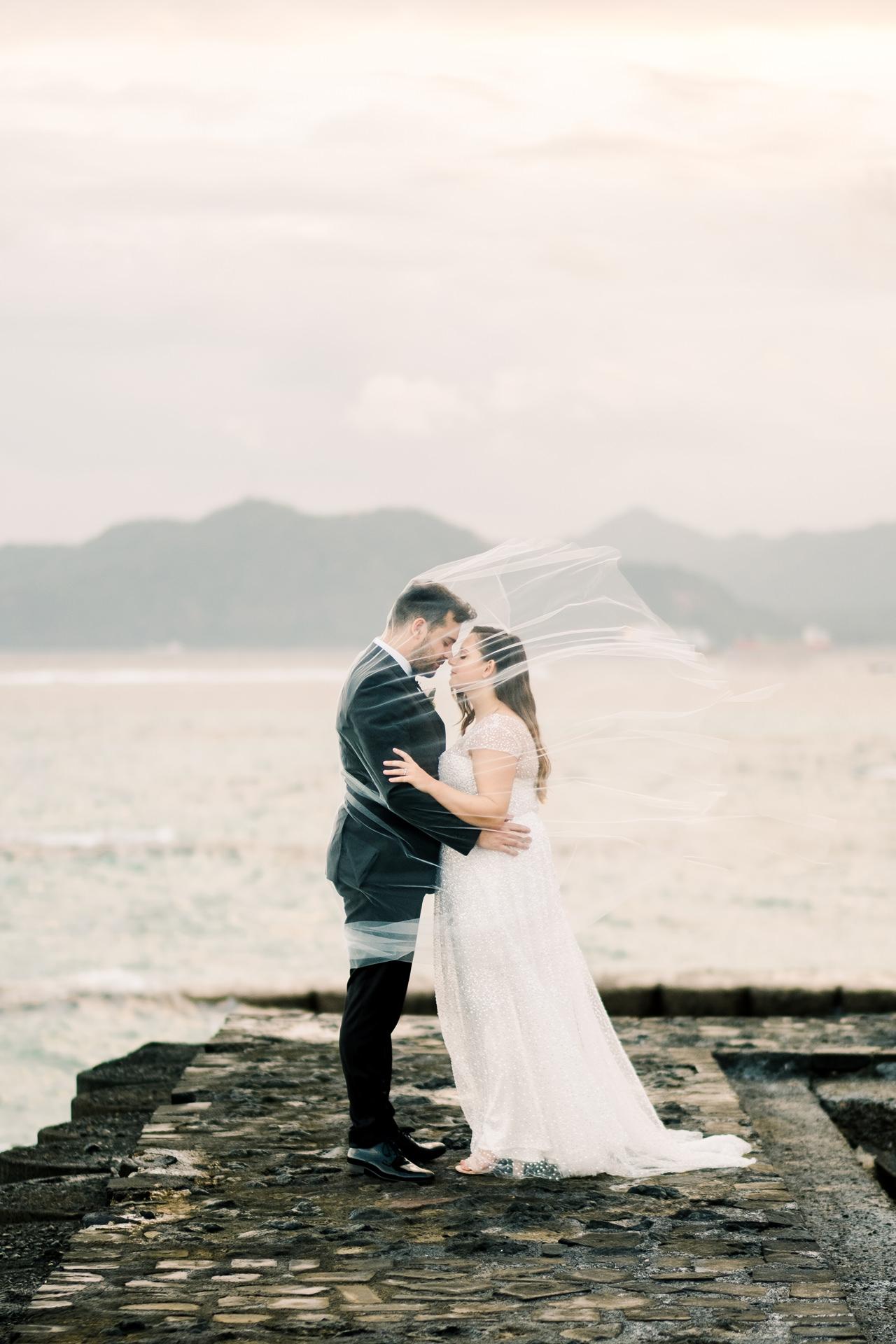 E&A: Beachside Candidasa Bali Wedding Photography 33