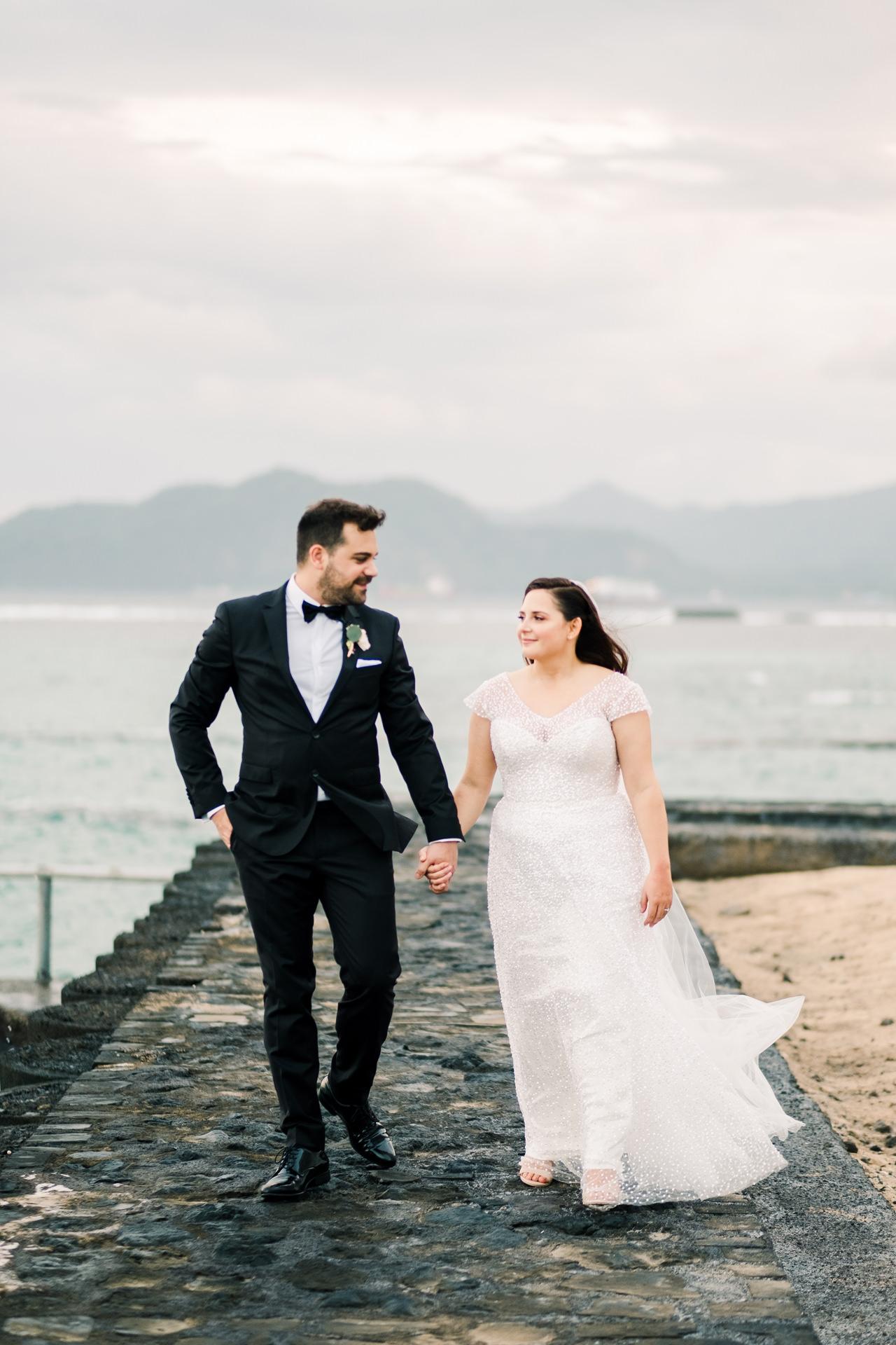 E&A: Beachside Candidasa Bali Wedding Photography 37