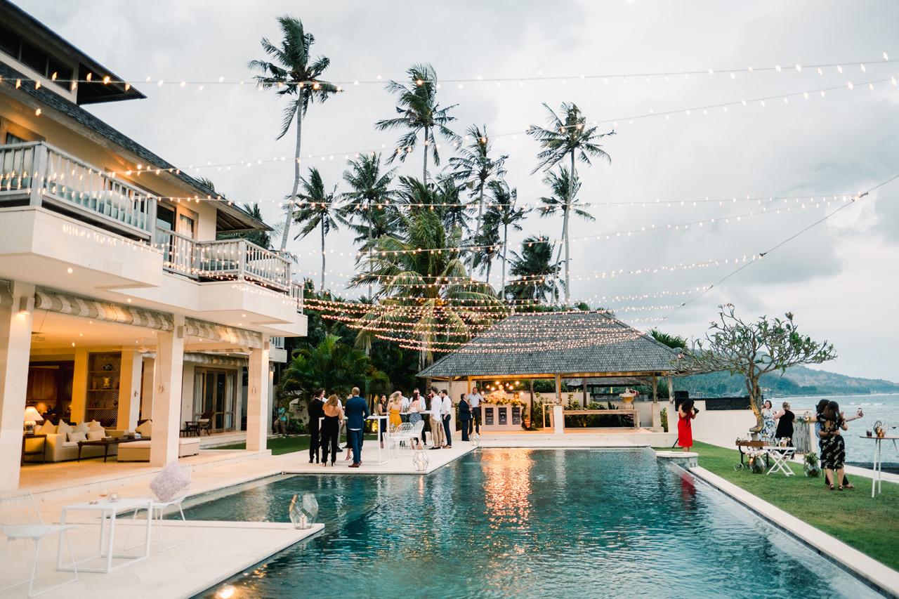 E&A: Beachside Candidasa Bali Wedding Photography 40