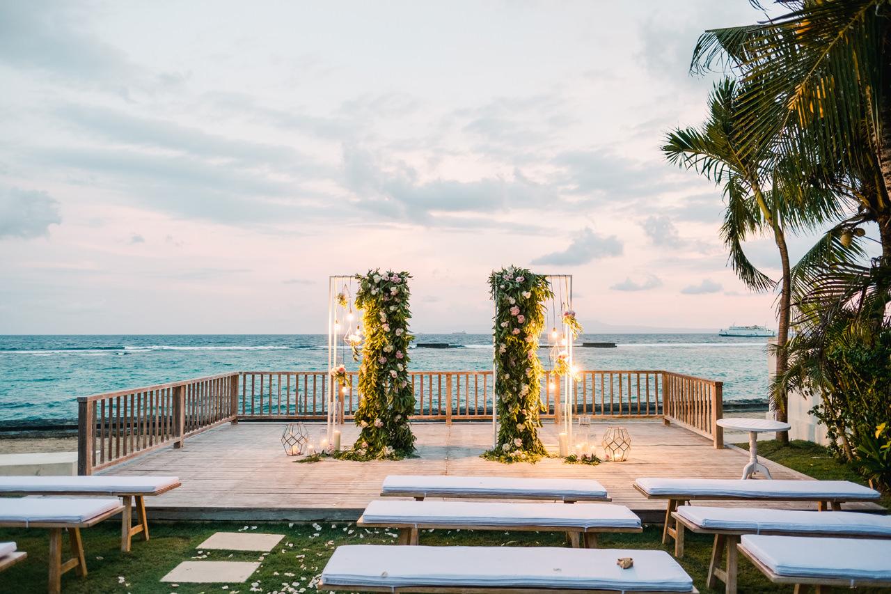 E&A: Beachside Candidasa Bali Wedding Photography 41