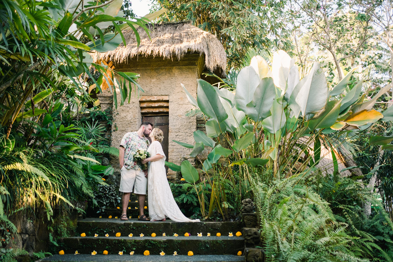 A&F: Greenery Ubud Villa Wedding Photography 32
