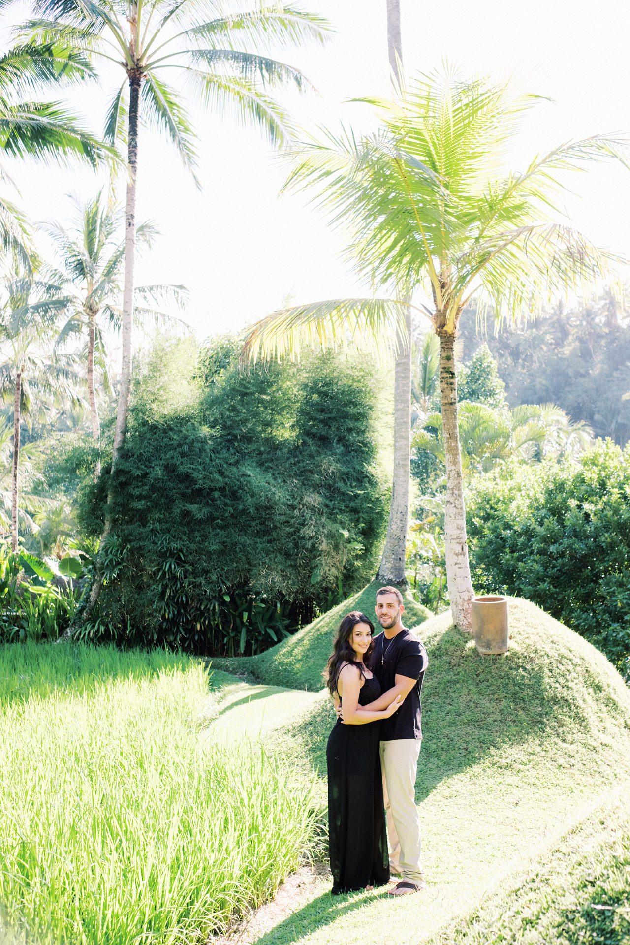 Honeymoon Photo Session at The World's Best Resort 2